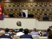 5 Yıllık Stratejik Plan oy birliğiyle kabul edildi