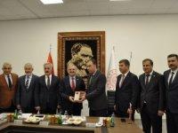 BAKA Yönetim Kurulu Isparta'da toplandı