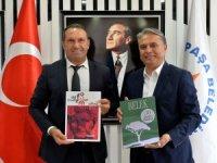 'Antalya için işbirliğine hazırız'