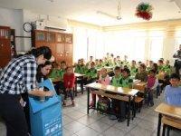 Aksu Belediyesi'nden sıfır atık ve geri dönüşüm eğitim semineri