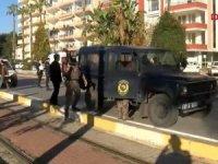 Antalya'da banka soygunu!