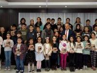 Muratpaşa'nın küçük yazarları