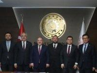 Tütüncü'nün Ankara çıkarması