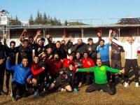 Kırkgöz Döşemealtı Belediye Spor Play-Off'a kaldı