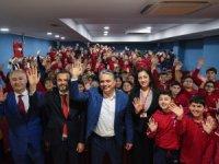Başkan Uysal'dan öğrencilere tavsiyeler