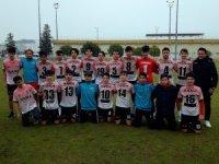 Velilerin kurduğu futbol takımı U-16 Ligi'nde şampiyon oldu