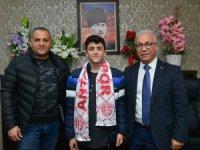 Mucize çocuk Muratpaşa'nın misafiri