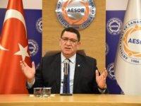 """AESOB Başkanı Adlıhan Dere, """"Esnafımızın Talepleri Dikkate Alınmalı"""""""
