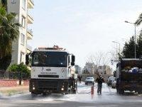 Muratpaşa'dan aralıksız mücadele