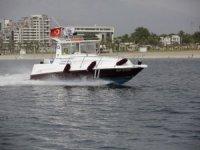 Büyükşehir Belediyesi'nin deniz denetimleri aralıksız devam ediyor