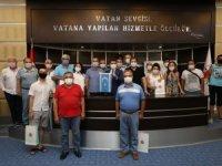 Tütüncü'ye AHDER'den pandemi teşekkürü