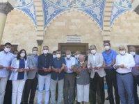 Burdurlu Hasan Dikici Camii ibadete açıldı