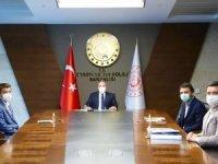 Bakan Varank'tan Kepez'e bilim desteği