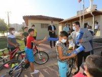 Tütüncü'den çocuklara maske ve mesafe uyarısı