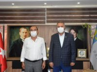 Başkan Bayar'dan İYİ Parti'ye 'hayırlı olsun' ziyareti