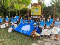 Yelken öğrencilerine Mavi Bayrak eğitimi