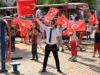 Büyükşehir'in Cumhuriyet Bayramı kutlamaları başladı