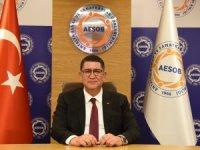 AESOB Başkanı Adlıhan Dere'nin 29 Ekim Cumhuriyet Bayramı Mesajı