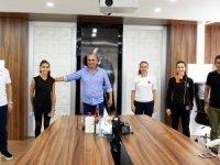 Başkan Uysal'dan başarı dileği