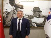 Antalya Büyükşehir Belediyesi'ndeasgari ücret 3 bin 100 lira oldu