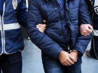 Antalya'da fıskiye hırsızları yakalandı