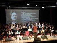 Konyaaltı THM Korosu'ndan muhteşem konser