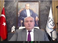 """ATSO Başkanı Davut Çetin; """"20 Gün Seferberlik İlan Edelim"""""""