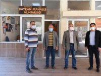 Muhtarlar anlatıyor, Konyaaltı Belediyesi yapıyor