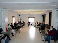 Antalya Kent Konseyi üyelerine afet farkındalığı sunumu