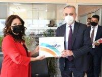 Başkan Esen, 8 Mart Dünya Emekçi Kadınlar Günü'nü kutladı