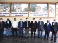 Ticaret Bakanlığı'ndan Antalya çıkartması