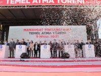 Başkan Böcek Manavgat'a verdiği sözü yerine getiriyor