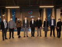 Antalya Bilim Merkezi makine mühendislerini ağırladı