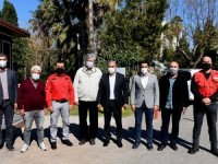 Başkan Uysal, ASSİM Çevre Komitesi'yle buluştu