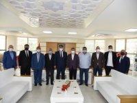 Kepez Belediye Başkanı Hakan Tütüncü'ye Pandemi Teşekkürü
