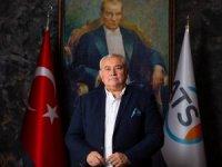 ATSO Başkanı Çetin'den bayram mesajı