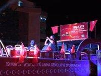 Konyaaltı'nda '19 Mayıs kutlamaları' üç gün sürecek