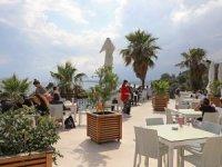Atatürk Parkı EKDAĞ Sosyal Tesisi'nde lezzet keyfi