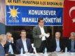 Muratpaşa'da  Ak Parti'nin  ayak sesleri geliyor